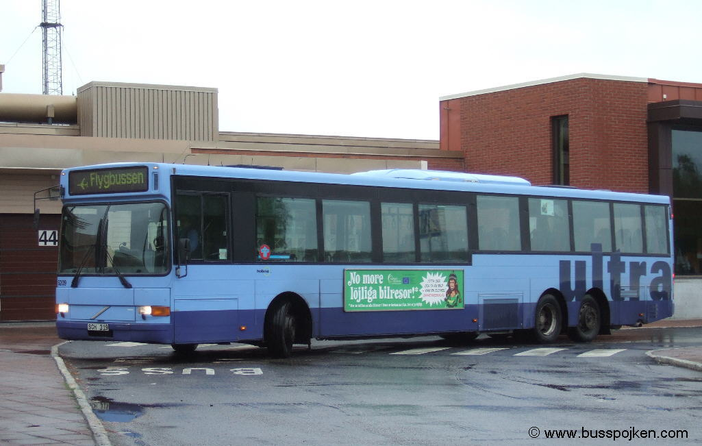 buss umeå